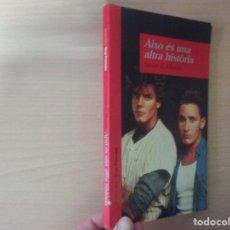 Libros antiguos: AIXÒ ÉS UNA ALTRA HISTÒRIA - SUSAN E. HINTON (ED. ALFAGUARA). Lote 218658395