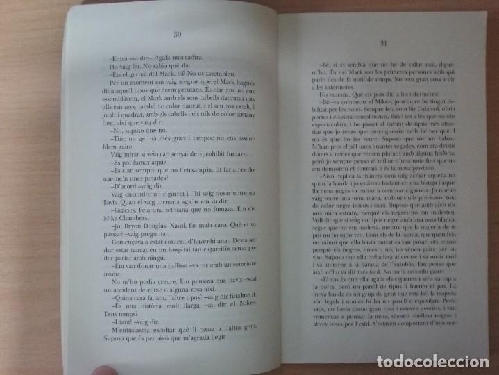 Libros antiguos: AIXÒ ÉS UNA ALTRA HISTÒRIA - SUSAN E. HINTON (ED. ALFAGUARA) - Foto 5 - 218658395