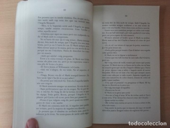 Libros antiguos: AIXÒ ÉS UNA ALTRA HISTÒRIA - SUSAN E. HINTON (ED. ALFAGUARA) - Foto 7 - 218658395