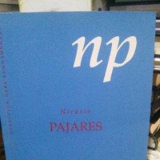 Libros antiguos: NICASIO PAJARES, NOVELA. . Lote 181768376