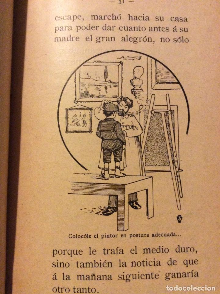 Libros antiguos: El Retrato de Juanón : novelita. (Biblioteca Emilia) - Folch y Torres J M- Barcelona 1910 - Foto 4 - 182009142