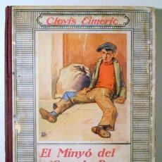 Libros antiguos: OPISSO - CLOVIS EIMERIC - EL MINYÓ DEL COP DE PUNY - BARCELONA 1934 - 1ª ED.. Lote 182282446