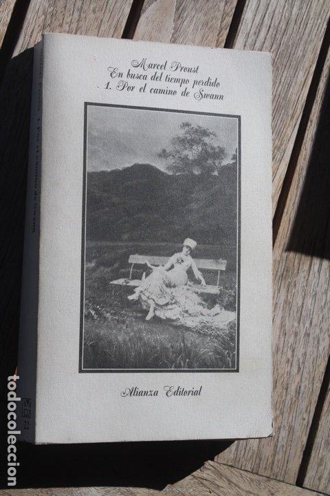 EN BUSCA DEL TIEMPO PERDIDO, MARCEL PROUST, 1 EN EL CAMINO DE SWANN (Libros Antiguos, Raros y Curiosos - Literatura Infantil y Juvenil - Novela)