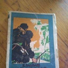 Libros antiguos: EMILIO SALGARI: INVIERNO EN EL POLO NORTE. SATURNINO CALLEJA. Lote 182504573