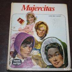Libros antiguos: MUJERCITAS - LUISA MAY ALCOTT - NUEVO AURIGA - TOMO 8. Lote 183792902