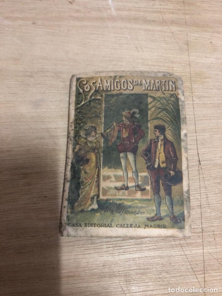 LOS AMIGOS DE MARTIN (Libros Antiguos, Raros y Curiosos - Literatura Infantil y Juvenil - Novela)