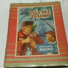 Livros antigos: ISLA DEL TESORO&CAMINO DE LA MECA&EL CAPITÀN DE LA D'JUMNA. Lote 184881363