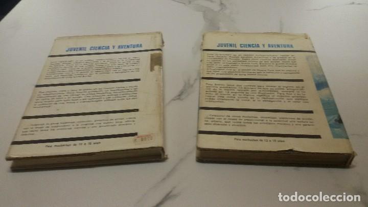 Libros antiguos: Colección Juvenil ciencia y aventura - Foto 4 - 186099900