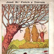 Libros antiguos: JOSE Mª FOLCH I TORRES : LA GLORIA DE LAZARILLO (ELZEVIRIANA CAMÍ 1925) ILUSTRADO X OPISSO. Lote 188401150