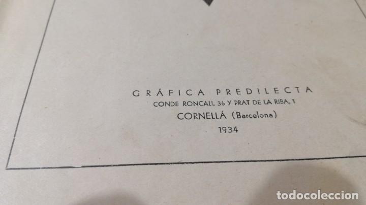 Libros antiguos: MIS AMIGOS LOS ANIMALES - CONCEPCION S AMOR - 1934 GRAFICA PREDILECTA CORNELLA / M102 - Foto 5 - 189460570