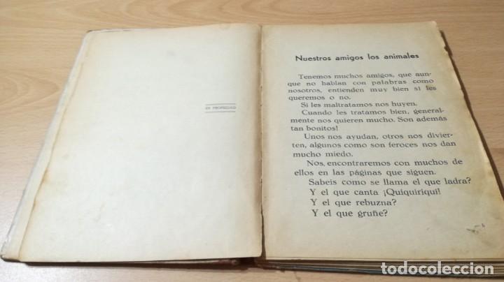 Libros antiguos: MIS AMIGOS LOS ANIMALES - CONCEPCION S AMOR - 1934 GRAFICA PREDILECTA CORNELLA / M102 - Foto 6 - 189460570