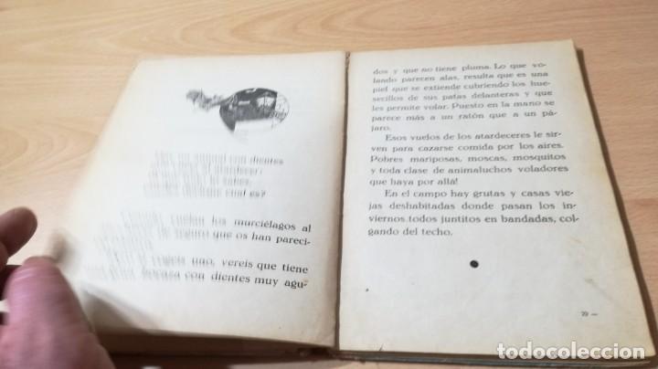 Libros antiguos: MIS AMIGOS LOS ANIMALES - CONCEPCION S AMOR - 1934 GRAFICA PREDILECTA CORNELLA / M102 - Foto 9 - 189460570