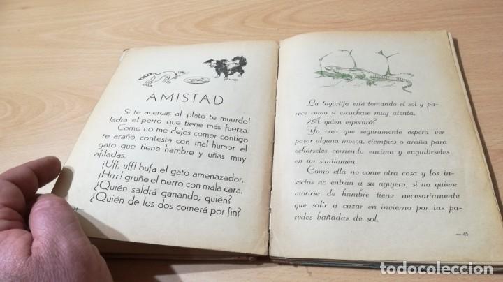 Libros antiguos: MIS AMIGOS LOS ANIMALES - CONCEPCION S AMOR - 1934 GRAFICA PREDILECTA CORNELLA / M102 - Foto 10 - 189460570