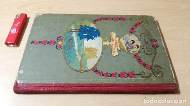 Libros antiguos: LOS TRES LAGARTOS - MANUEL MARINEL - LO DIBUJOS RICARDO OPISSO 1918 SUC BLAS CAMI BARCELONA / M102 - Foto 3 - 189460605