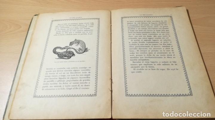Libros antiguos: LOS TRES LAGARTOS - MANUEL MARINEL - LO DIBUJOS RICARDO OPISSO 1918 SUC BLAS CAMI BARCELONA / M102 - Foto 15 - 189460605