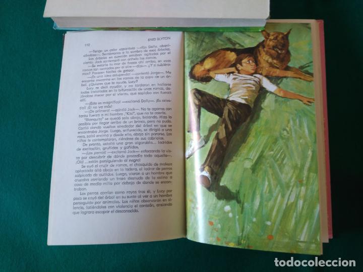 Libros antiguos: AVENTURA EN LA MONTAÑA - OBRAS DE ENID BLYTON EN COLOR Nº 5 - EDITORIAL MOLINO - AÑO 1972 - Foto 6 - 190531786