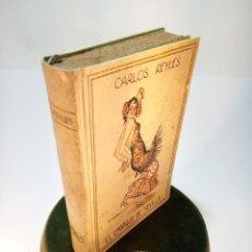 Libros antiguos: EL EMBRUJO DE SEVILLA. CARLOS REYES. SOCIEDAD GENERAL ESPAÑOLA DE LIBRERÍA. MADRID. 1932.. Lote 191497882
