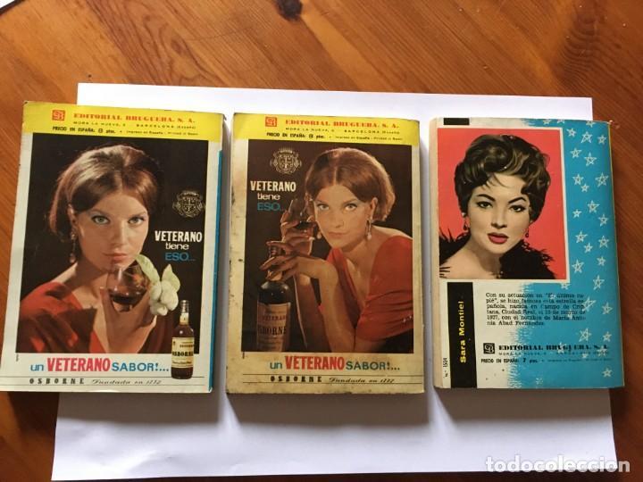 Libros antiguos: novela del oeste coleccion california lote 3 novelas nº 304-436-438 año 1962 y 1965 - Foto 2 - 193796716