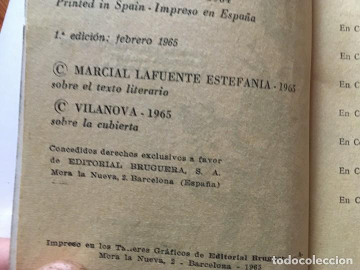 Libros antiguos: novela del oeste coleccion california lote 3 novelas nº 304-436-438 año 1962 y 1965 - Foto 6 - 193796716