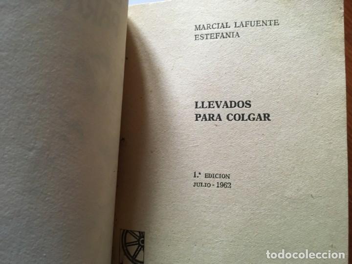Libros antiguos: novela del oeste coleccion california lote 3 novelas nº 304-436-438 año 1962 y 1965 - Foto 7 - 193796716