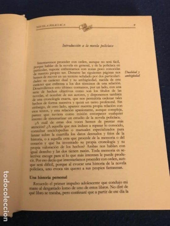 Libros antiguos: EL ESCARABAJO DE ORO. EDGAR ALLAN POE. COLECCIÓN TUS LIBROS. EDITORIAL ANAYA. 1ª ED. 1981. - Foto 5 - 193858205