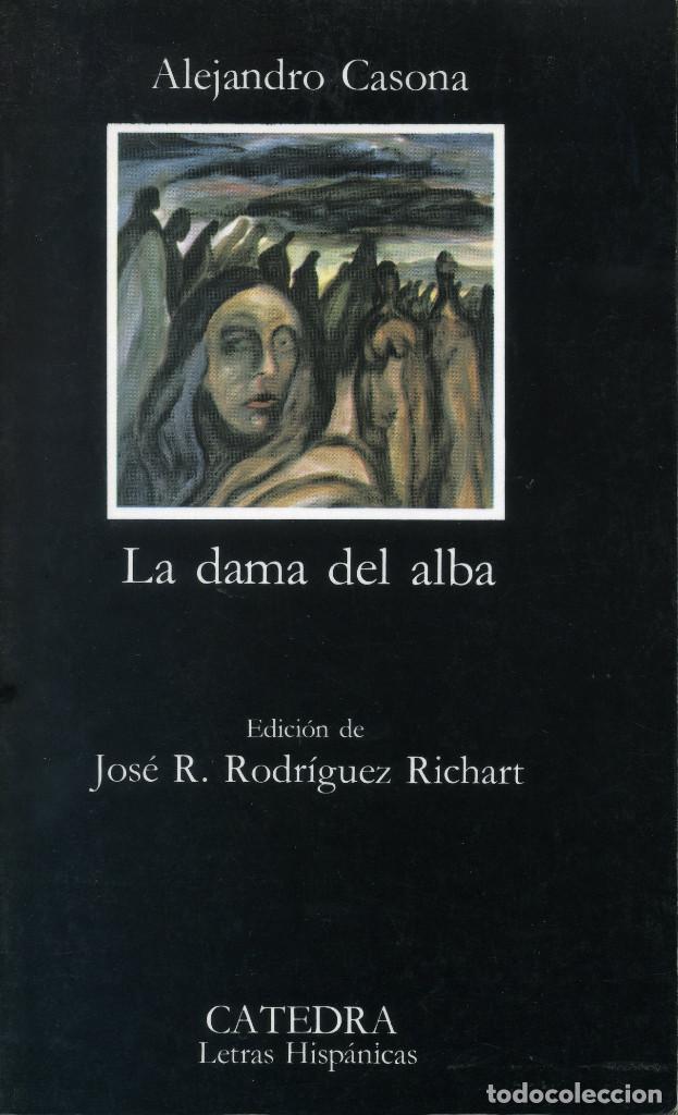 LA DAMA DE ALBA - ALEJANDREO CASONA (Libros Antiguos, Raros y Curiosos - Literatura Infantil y Juvenil - Novela)
