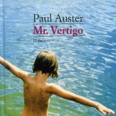 Libros antiguos: MR. VERTIGO - PAUL AUSTER. Lote 194114476