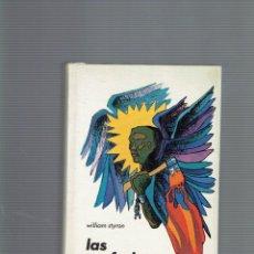 Libros antiguos: LAS CONFESIONES DE NAT TURNER POR WILLIAM STYRON EDITORIAL LUMEN 1968. Lote 194269535