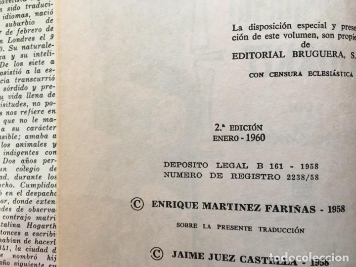 Libros antiguos: novela coleccion historias ,sissi, jov.años una reina,la peque,dorrit,lote 3 novel,año 60- 61- 66- - Foto 3 - 194403435