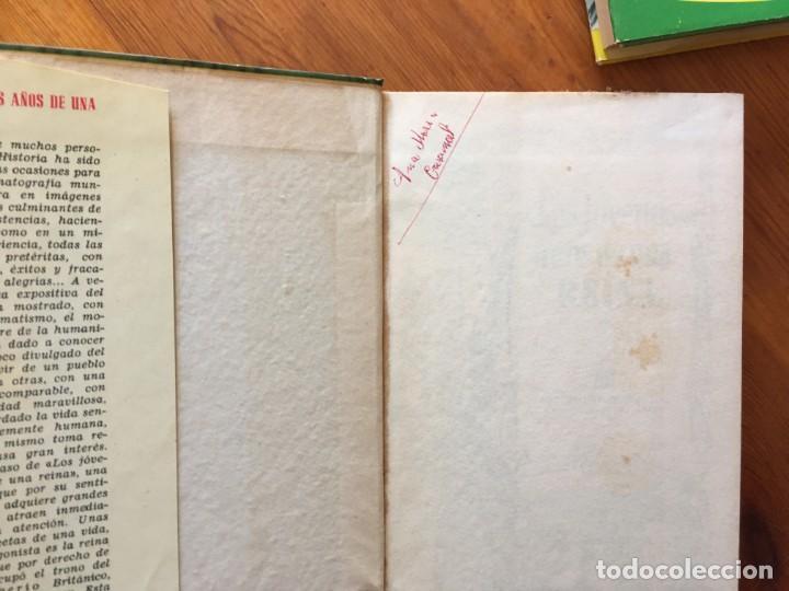 Libros antiguos: novela coleccion historias ,sissi, jov.años una reina,la peque,dorrit,lote 3 novel,año 60- 61- 66- - Foto 5 - 194403435