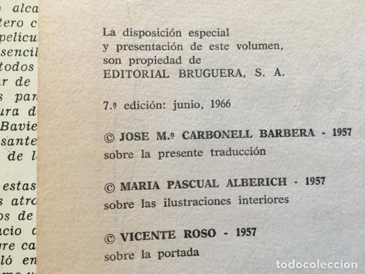 Libros antiguos: novela coleccion historias ,sissi, jov.años una reina,la peque,dorrit,lote 3 novel,año 60- 61- 66- - Foto 9 - 194403435