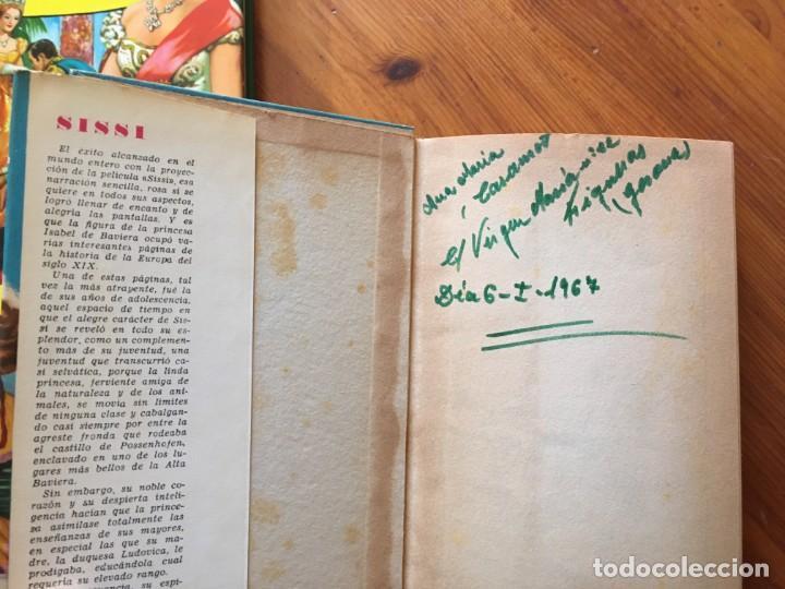 Libros antiguos: novela coleccion historias ,sissi, jov.años una reina,la peque,dorrit,lote 3 novel,año 60- 61- 66- - Foto 10 - 194403435