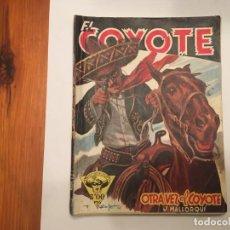 Libros antiguos: NOVELA EL COYOTE Nº 29 POR J, MALLORQUI . Lote 194614431