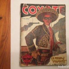 Libros antiguos: NOVELA EL COYOTE Nº 3 DEL OESTE POR J, MALLORQUI. Lote 194629806