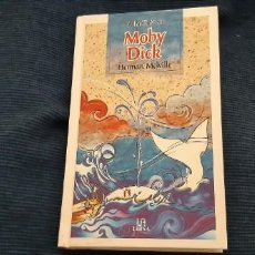 Libros antiguos: EDITORIAL LIBSA ADAPTACIÓN MOBY DICK HERMAN MELVILLE. Lote 194892976