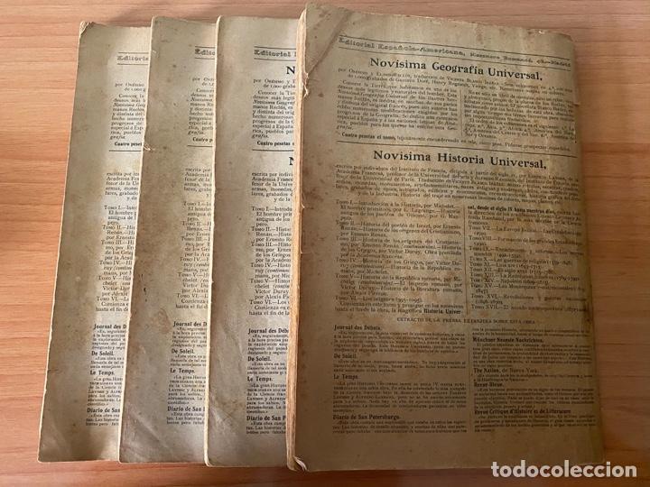 Libros antiguos: Cervantes - Don Quijote de la Mancha - 1910 - Foto 3 - 195299881