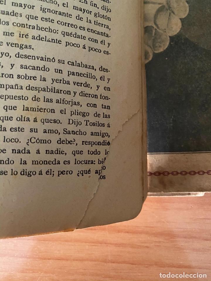 Libros antiguos: Cervantes - Don Quijote de la Mancha - 1910 - Foto 4 - 195299881
