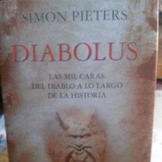 Libros antiguos: DIABOLUS - SIMON PIETERS, ZENITH.. Lote 195318983