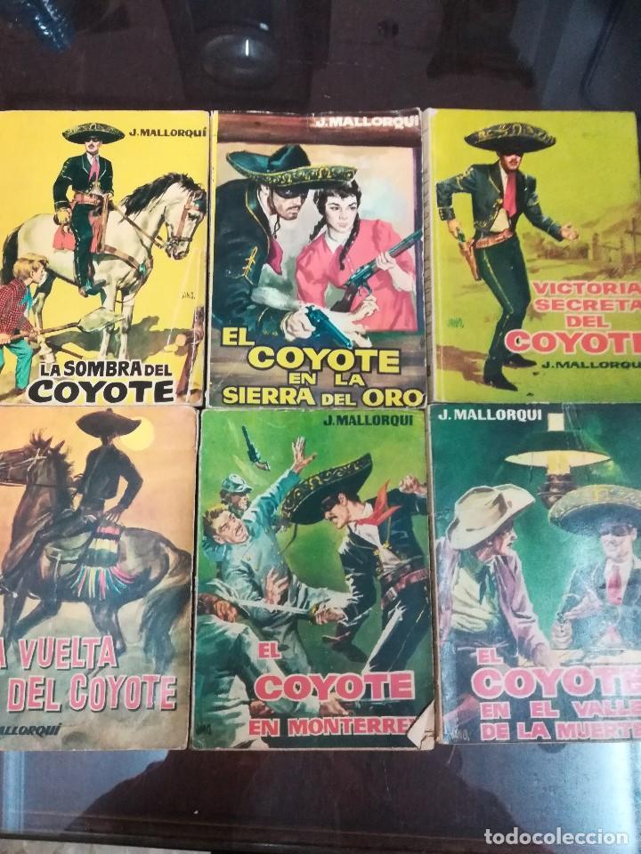 NOVELAS DEL COYOTE (Libros Antiguos, Raros y Curiosos - Literatura Infantil y Juvenil - Novela)