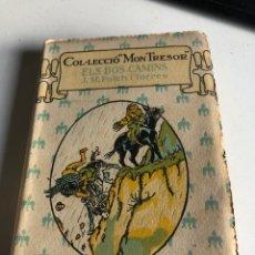 Libros antiguos: ELS DONS CAMINS. Lote 195644085