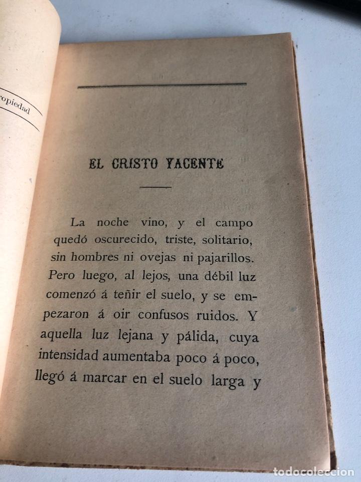 Libros antiguos: El Cristo yacente - Foto 4 - 195646476