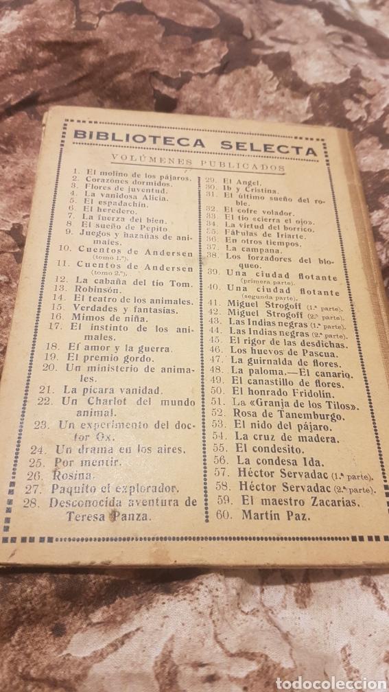 Libros antiguos: Novela HECTOR SERVADAC - Foto 2 - 196311085