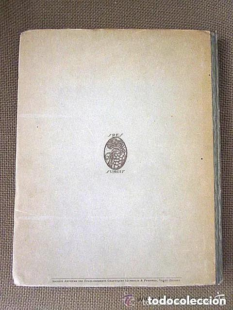 Libros antiguos: LES ROBINSONS DE SAMBRE ET MEUSE 1917 Editions SPES. EDMOND CHOLLET En francés 1ª Edición - Foto 7 - 196730876