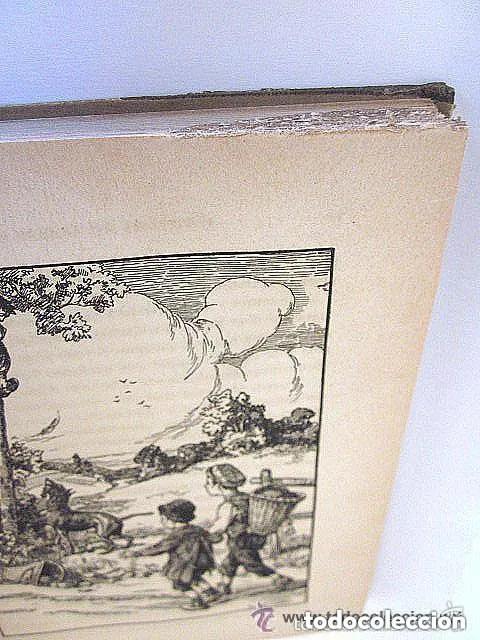 Libros antiguos: LES ROBINSONS DE SAMBRE ET MEUSE 1917 Editions SPES. EDMOND CHOLLET En francés 1ª Edición - Foto 8 - 196730876