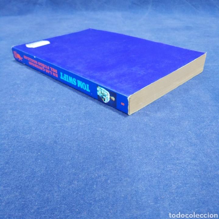 Libros antiguos: TOM SWIFT EN LAS CAVERNAS DEL FUEGO NUCLEAR - VICTOR APPLETON II - Foto 2 - 197865470
