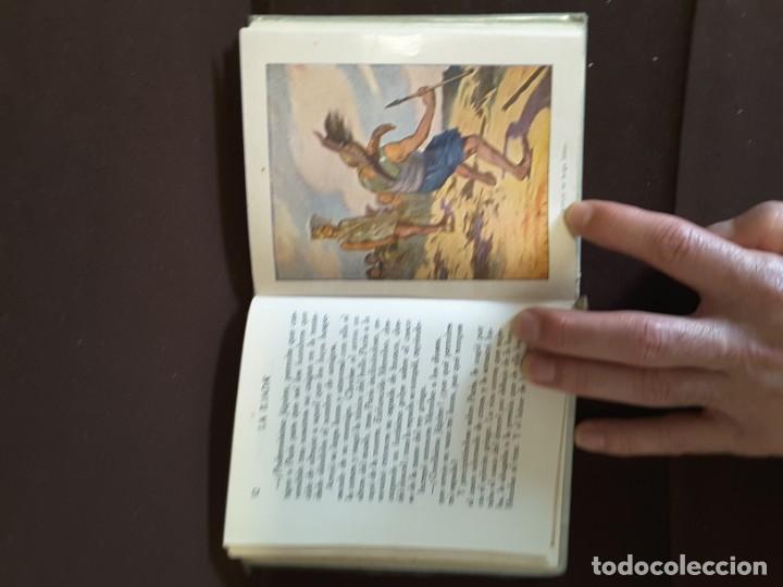 Libros antiguos: COLECCION ARALUCE LITERATURA JUVENIL CLASICA LA ILIADA O EL SITIO DE TROYA - Foto 10 - 198030376