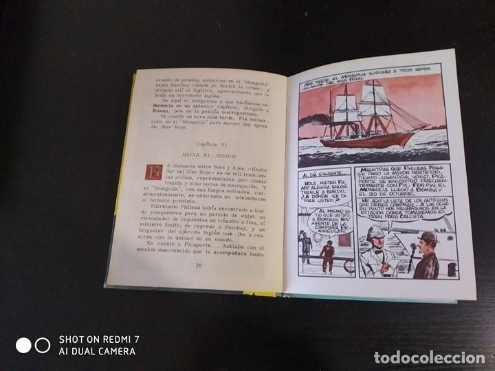Libros antiguos: Libro La vuelta al munco en 80 dias Julio Verne - Foto 2 - 198285558