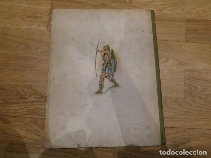 Libros antiguos: LA ESPADA INVENCIBLE, ALBERTO DE LECEA - 1943 (1a EDICIÓN) - Foto 4 - 198327902