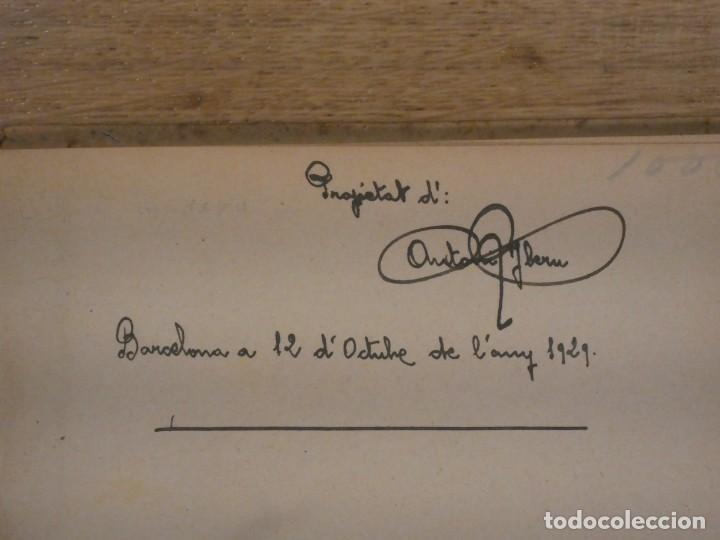 Libros antiguos: LES AVENTURES DEN BOI DALIT 2A PART, JOSEP Mª FOLCH I TORRES - 1927 - Foto 2 - 198335543