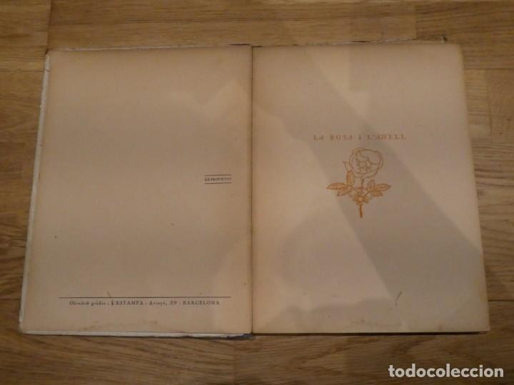 Libros antiguos: LA ROSA I LANELL, W. M. THACKERAY/JOSEP CARNER - alrededor de 1931 - Foto 2 - 198336766